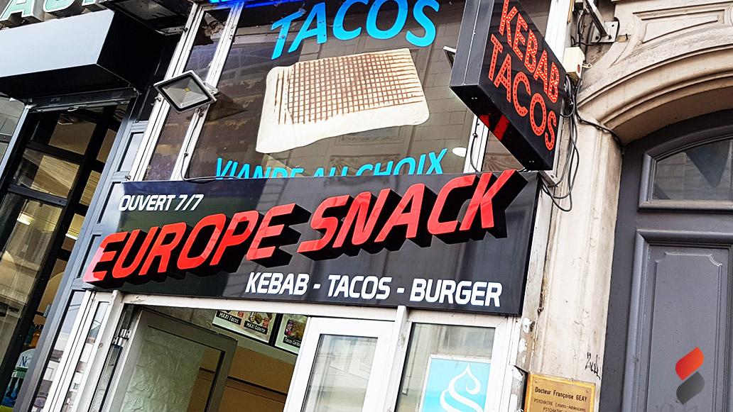 Europe snack